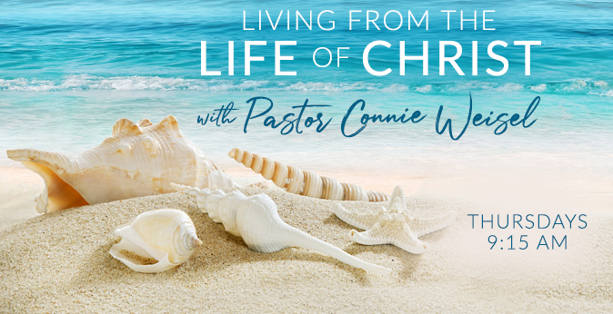 Living from the Life of Christ
